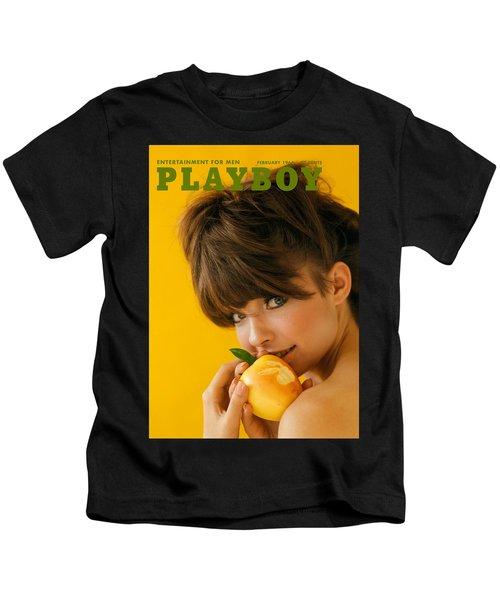Playboy, February 1966 Kids T-Shirt
