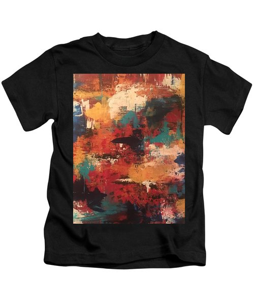Playing With Color Kids T-Shirt