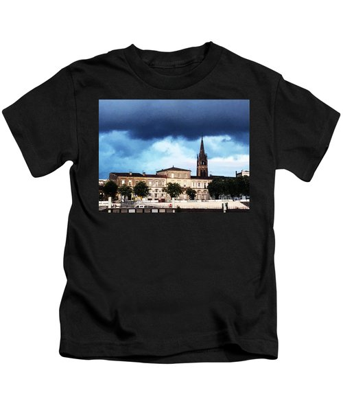 Poking The Storm Kids T-Shirt
