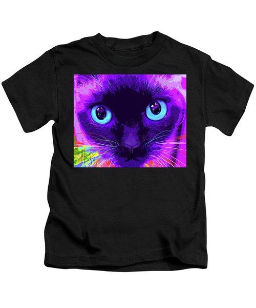 pOpCat Bubble Kids T-Shirt