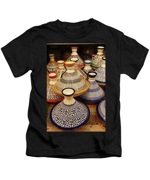 Porcelain Tagine Cookers  Kids T-Shirt