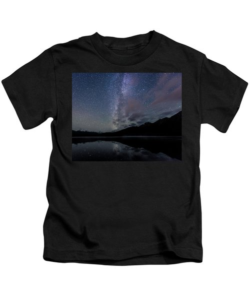 Power Of The Pyramid Kids T-Shirt