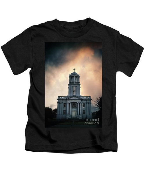 Psalm Before The Storm Kids T-Shirt