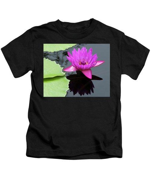 Purple Majesty Kids T-Shirt