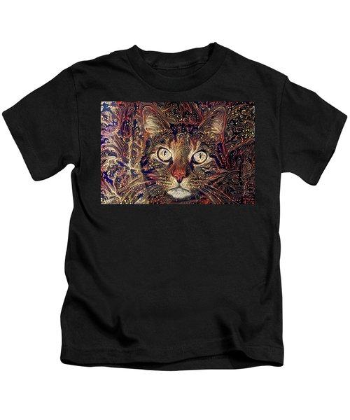 Mystic In Paisley Kids T-Shirt