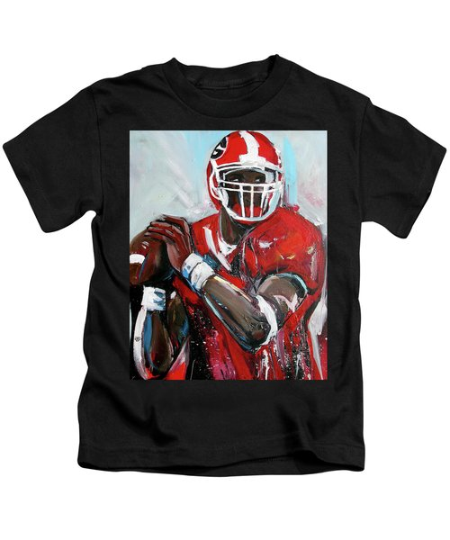 Quarterback Kids T-Shirt