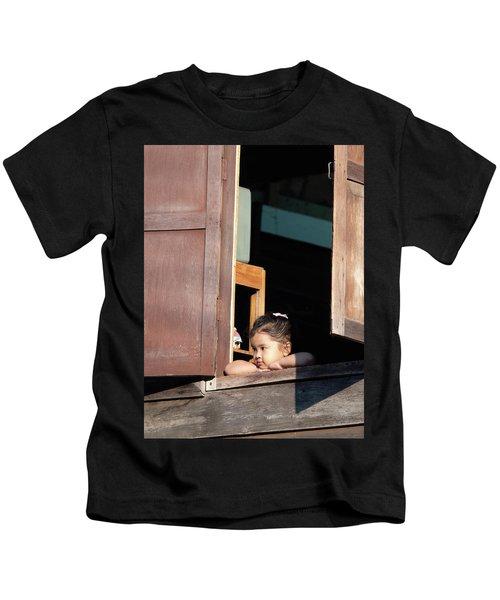 Que Sera Sera Kids T-Shirt