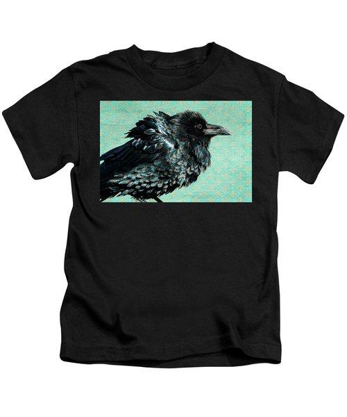 Raven Maven Kids T-Shirt