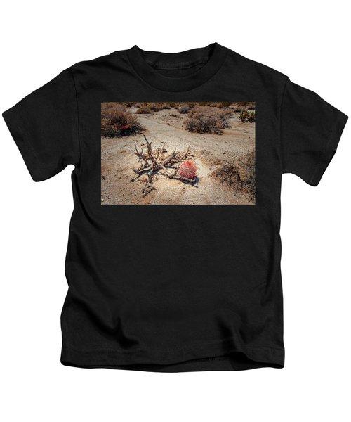 Red Barrel Cactus Kids T-Shirt