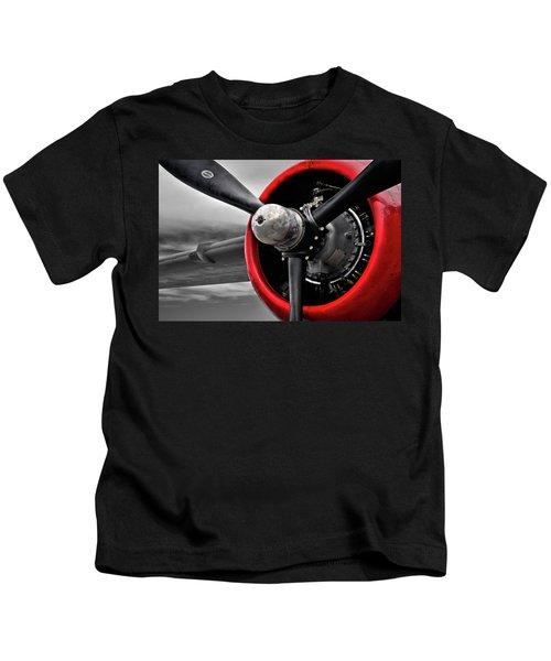 Red Hot Bomber Kids T-Shirt