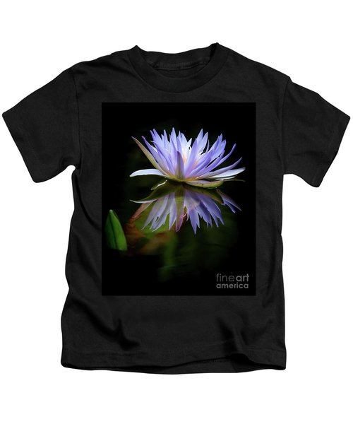 Reflected In The Water Kids T-Shirt