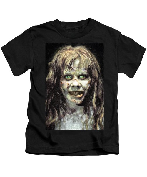 Regan Macneil Kids T-Shirt