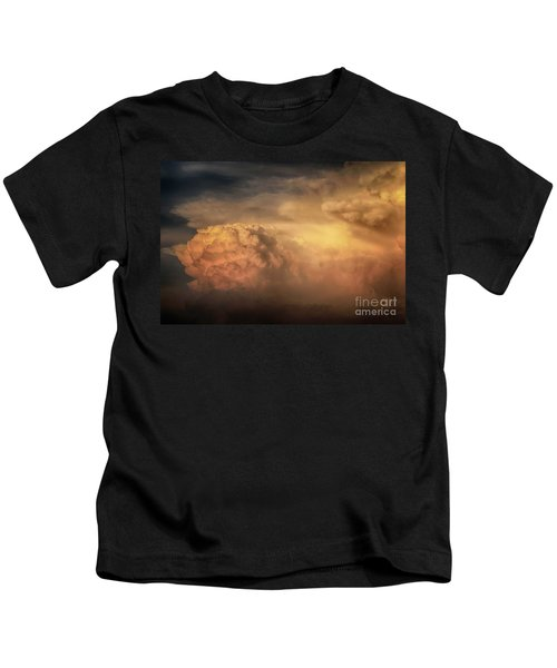 Ride For The Sunset Kids T-Shirt