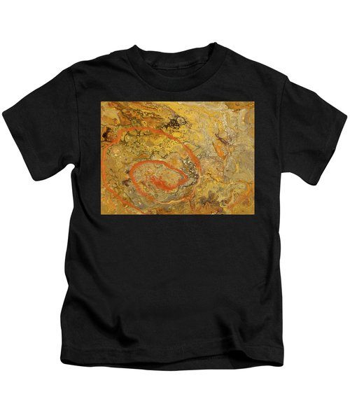 Riverbed Stone Kids T-Shirt