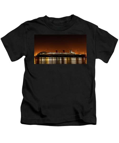 Rms Queen Mary Kids T-Shirt