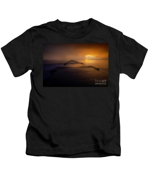 Road To No Place Kids T-Shirt