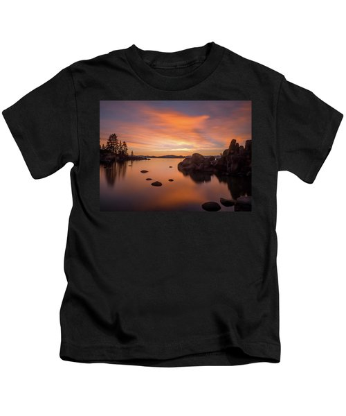 Rock Balance Kids T-Shirt