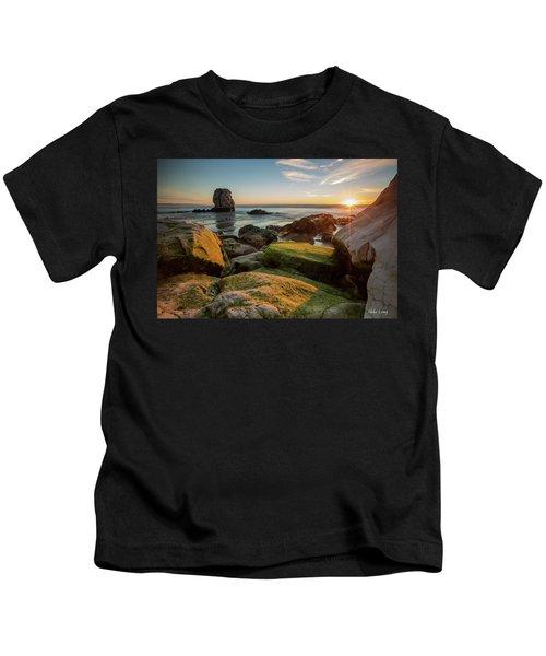 Rocky Pismo Sunset Kids T-Shirt
