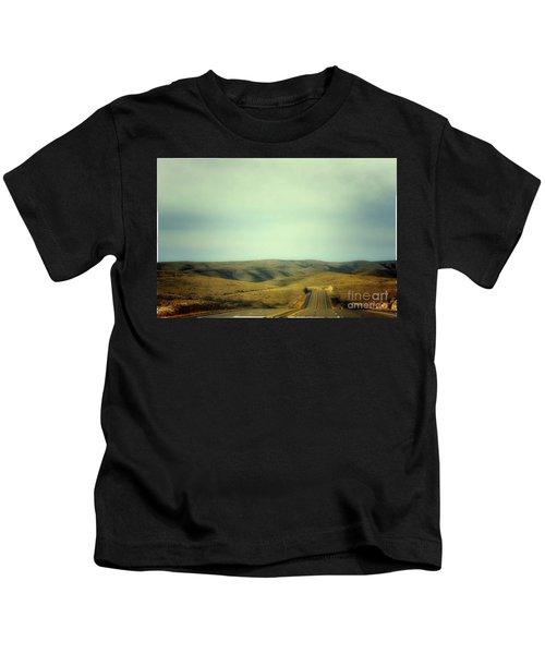 6-mile Hill Kids T-Shirt