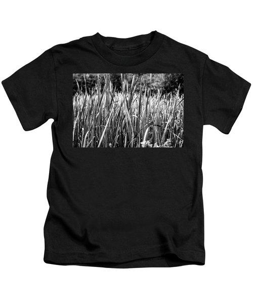 Rushes Rain Kids T-Shirt