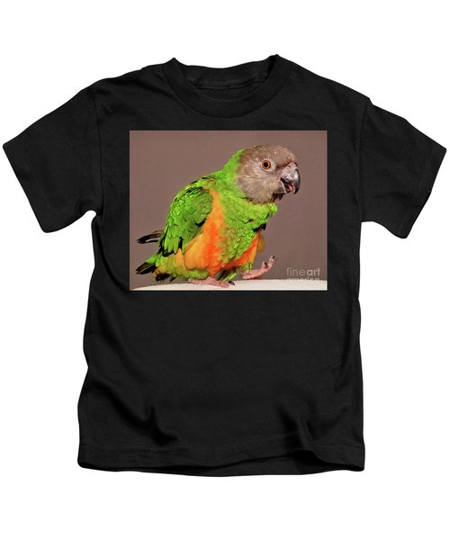 Senegal Parrot Kids T-Shirt