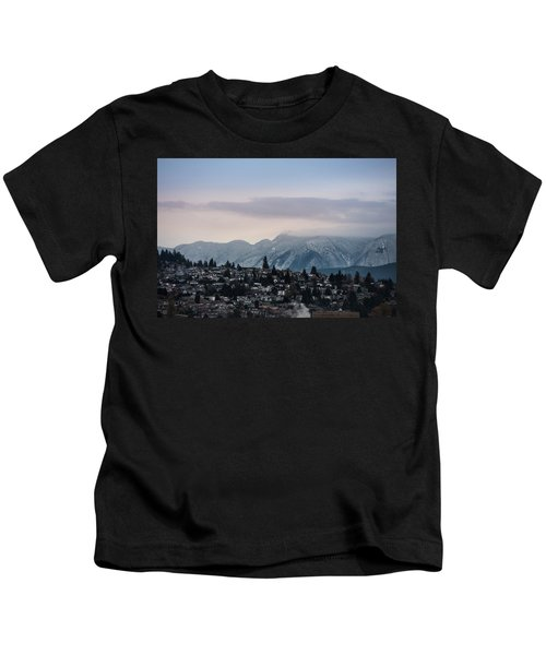 Seymour Winterscape Kids T-Shirt