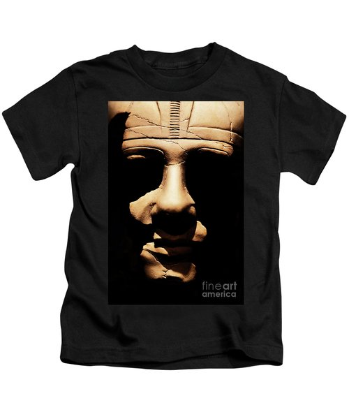Shadows Of Ancient Egypt Kids T-Shirt
