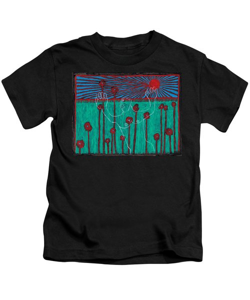 Shanghai Gardens 6 Kids T-Shirt