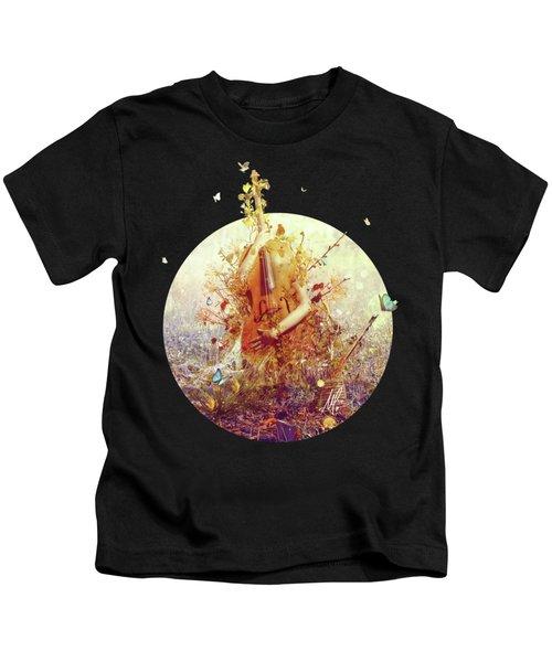 Silence Kids T-Shirt