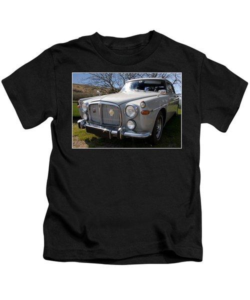 Silver Rover P5b 3.5 Ltr Kids T-Shirt