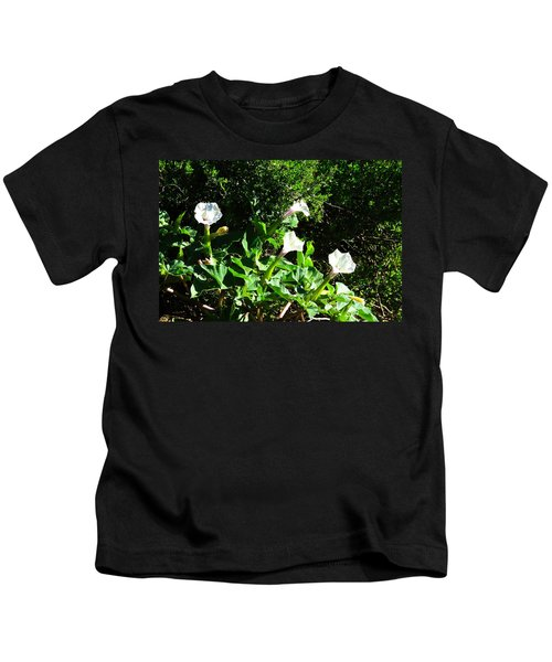 Sisters In The Sun Kids T-Shirt