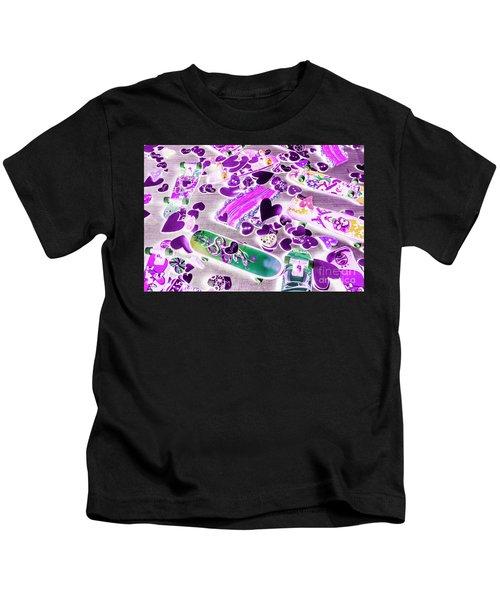 Skate Date Kids T-Shirt
