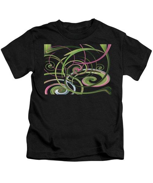 Softly Pastel Kids T-Shirt