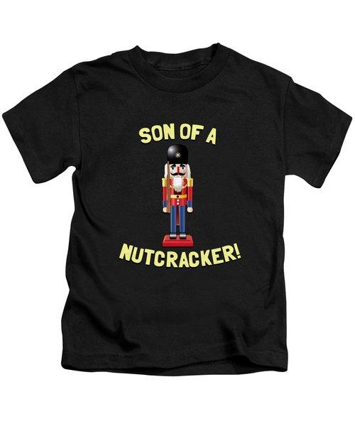 Son Of A Nutcracker Kids T-Shirt