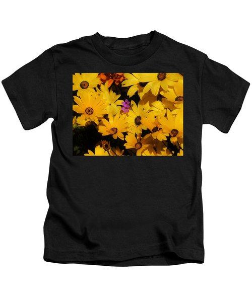 Spring In The Neighborhood Kids T-Shirt