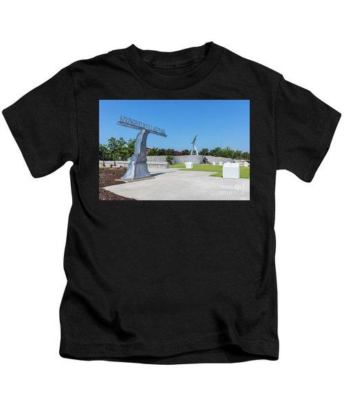 Springfield Village Park - Augusta Ga Kids T-Shirt