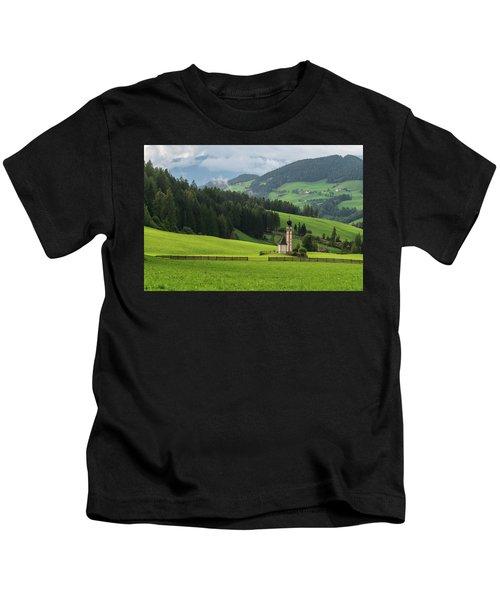 St Johann From The East Kids T-Shirt