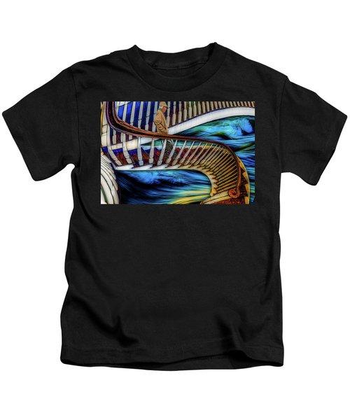 Stairway To Perdition Kids T-Shirt