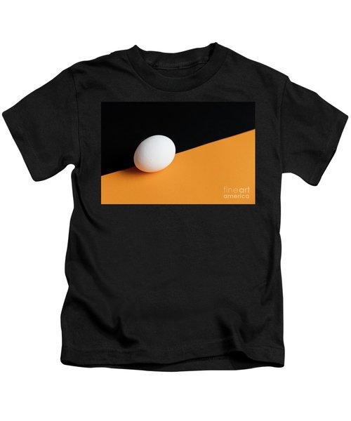 Still Life With Egg Kids T-Shirt