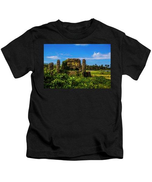 Stone Oven Kids T-Shirt