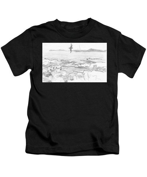 Subantarctic Island Kids T-Shirt