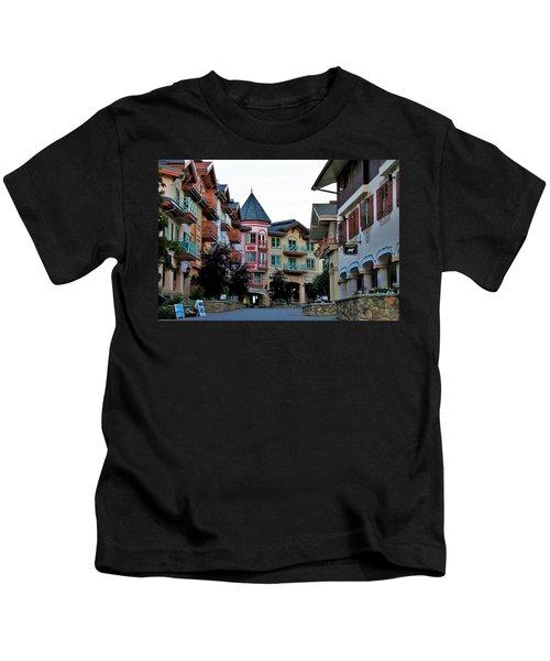 Sun Peaks Canada Kids T-Shirt