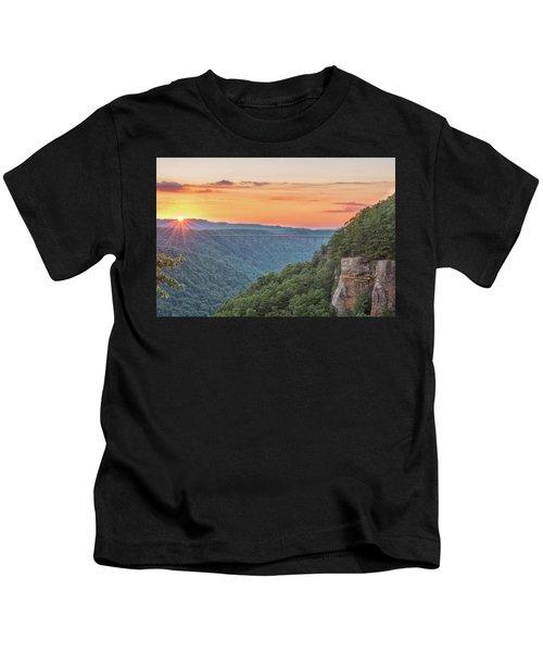 Sunset Flare Kids T-Shirt