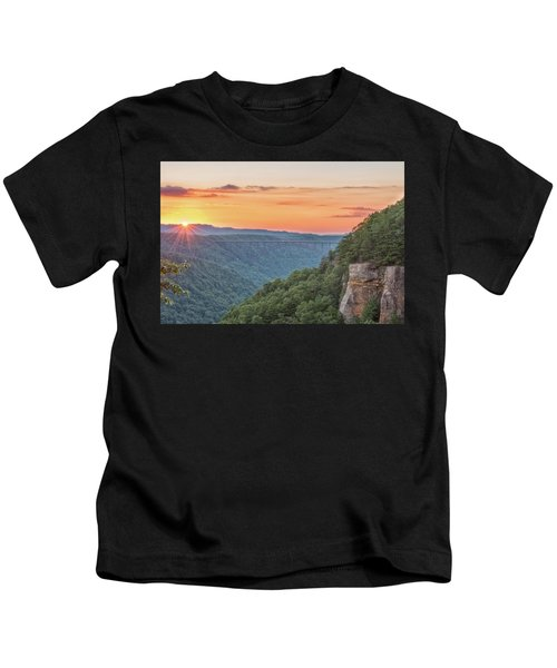 Sunset Flare Kids T-Shirt