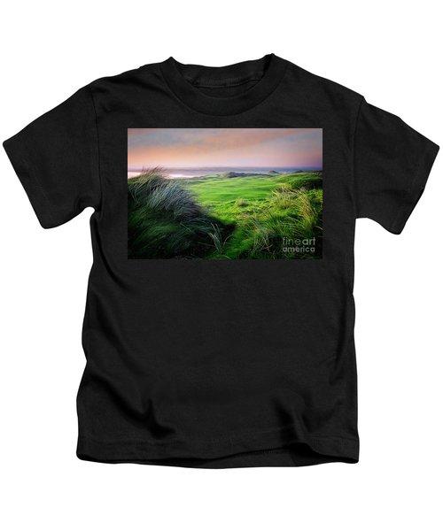 Sunset - Lahinch Kids T-Shirt