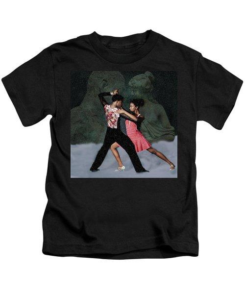 Supernal Salsa Kids T-Shirt