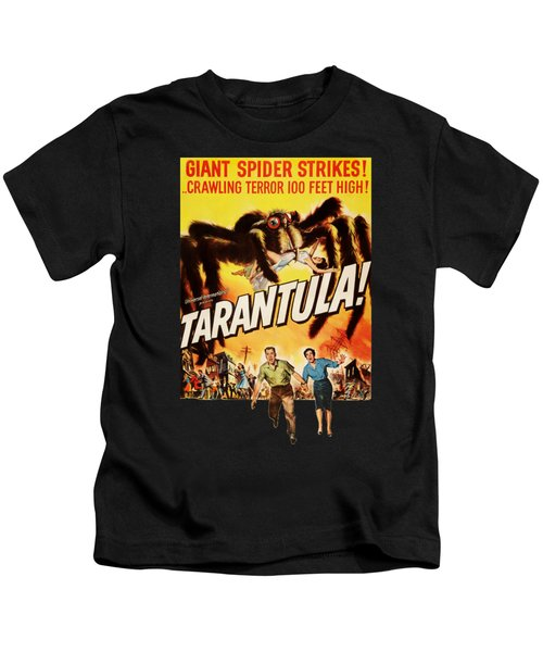 Tarantula Movie Poster Kids T-Shirt
