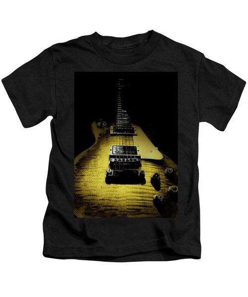 Honest Play Wear Tour Worn Relic Guitar Kids T-Shirt