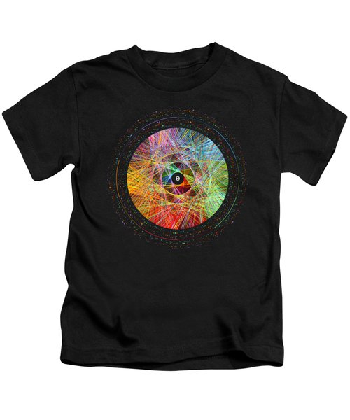 The Art Of The Natural Logarithm E Kids T-Shirt