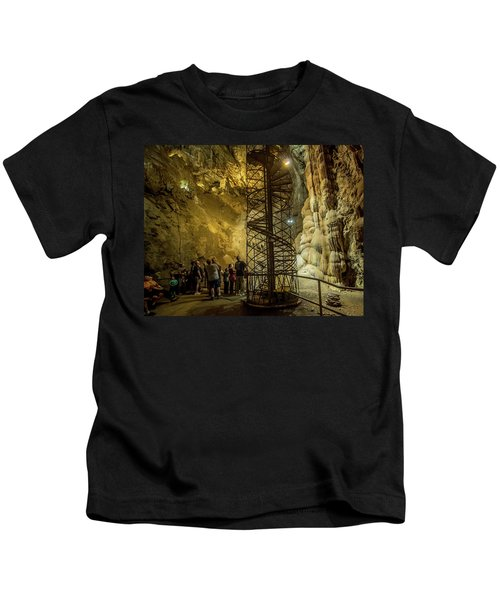 The Bat Cave Kids T-Shirt